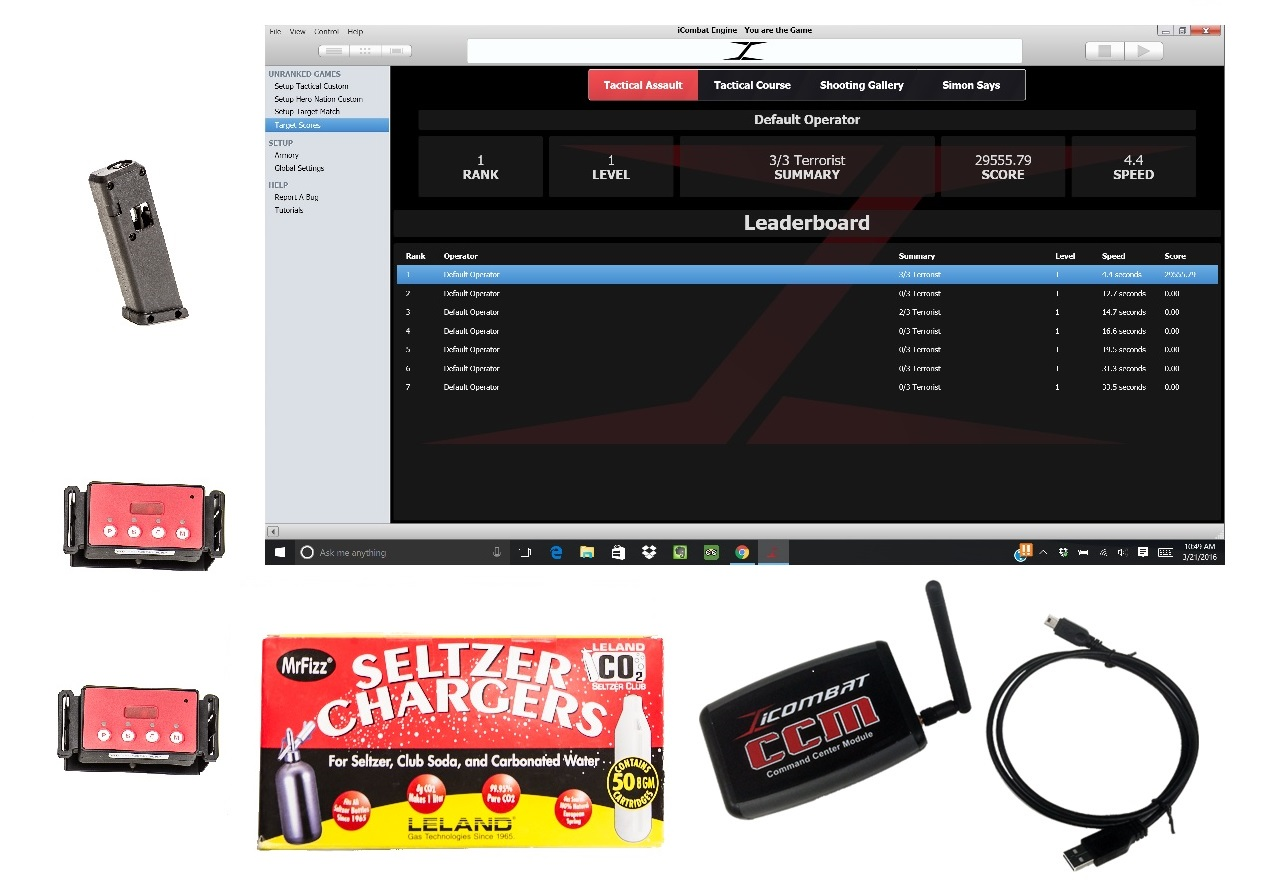 SBT Competitor Pro Package