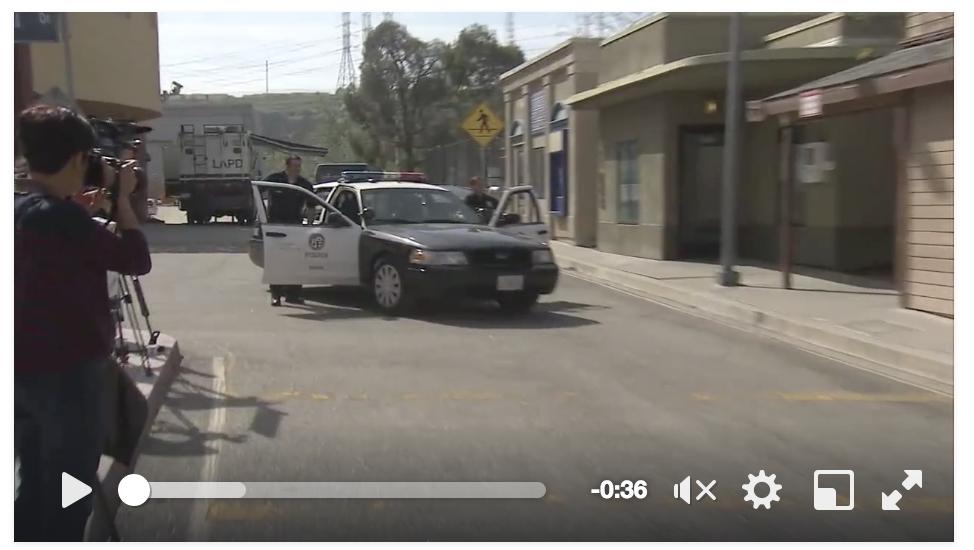 LAPD Training